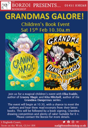 Grannies Galore