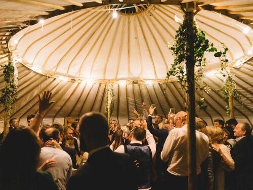 Pavillion - Cheltenham yurts