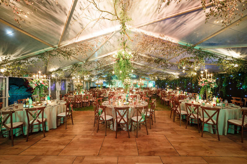 Spotlight Supplier - OasisEvents - Award Winning Party Planning and Event Management