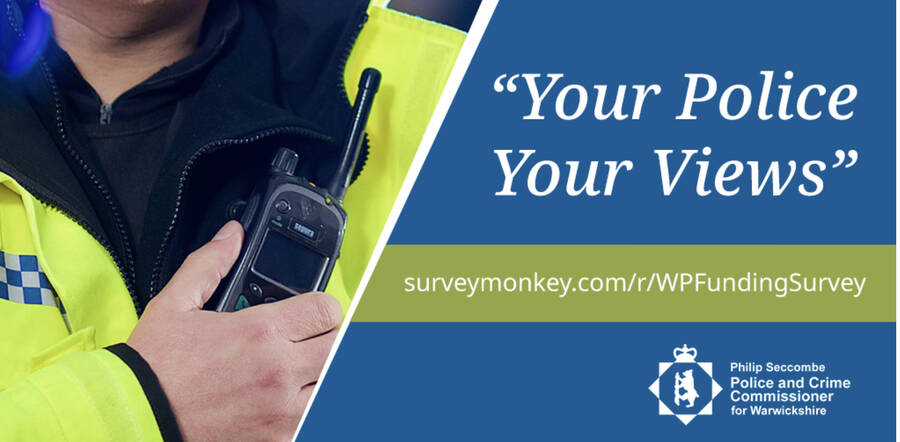 Your police, your views